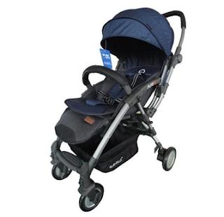 Lengkapi Stroller Bayi dengan Aksesoris Agar Lebih Aman dan Nyaman