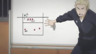 ハイキュー!! アニメ 3期2話 烏養繋心 | Karasuno vs Shiratorizawa | HAIKYU!! Season3