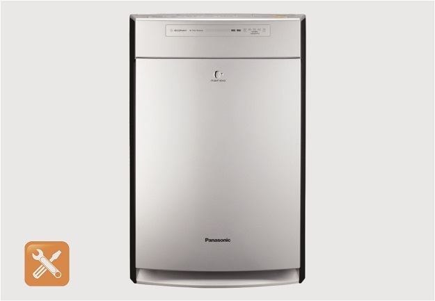 panasonic air purifier