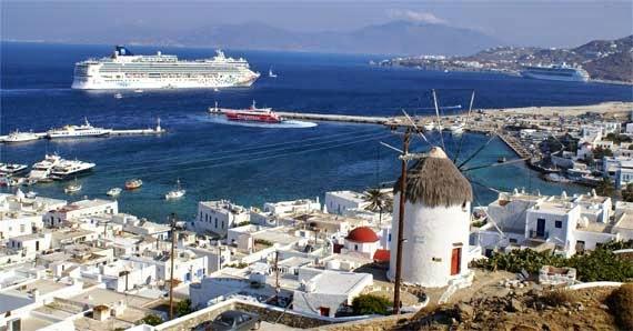 Crucero por las Islas Griegas