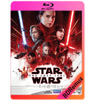 STAR WARS EPISODIO VIII: LOS ÚLTIMOS JEDI (2017) BDREMUX 1080P MKV ESPAÑOL LATINO