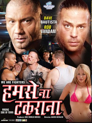 Humse Na Takrana Wrong Side Of Town Hindi 720p HDRip 700MB