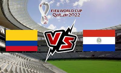باراغواي و كولومبيا بث مباشر