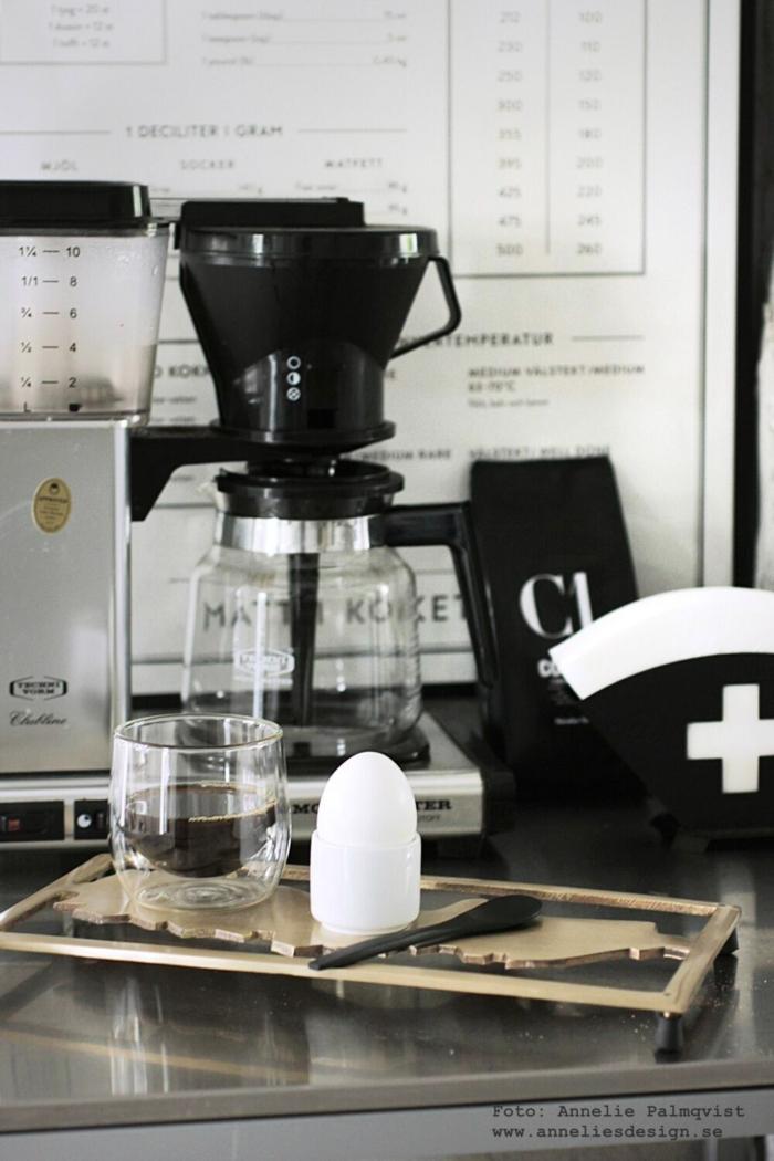 annelies design, webbutik, kaffe, mugg, muggar, dubbla glas, sked, poster, grytunderlägg, mässing, underlägg, sverigeunderlägg,