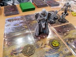 Tainted grail jeu