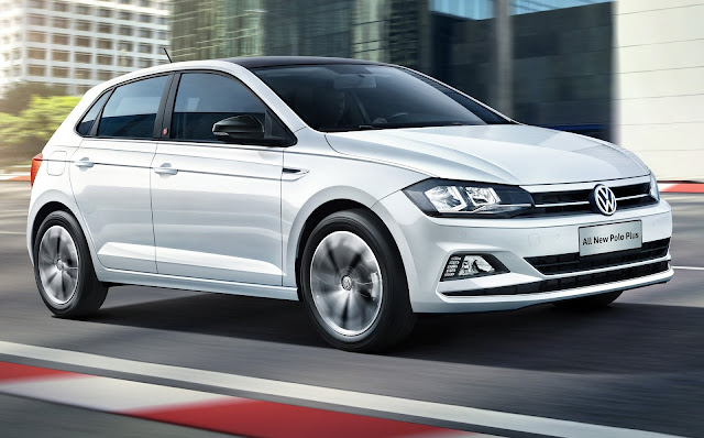 VW Polo Plus 2020