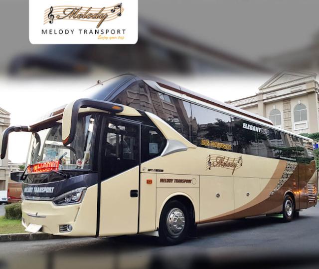 Tips Liburan Bareng Dengan Bus Pariwisata