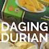 Beli Disini Daging Durian Medan Harum di Pulang Pisau