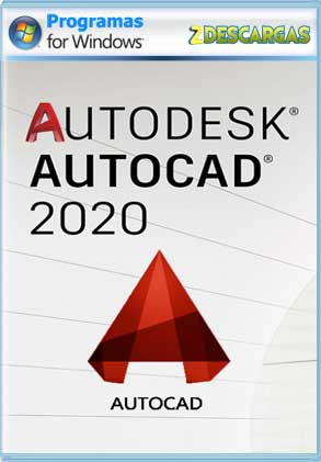 AutoCad 2020 Full (x64) Español (Mega y Google Drive)
