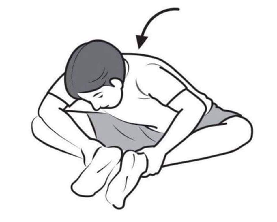 senaman melegakan sakit pinggang lelaki perempuan