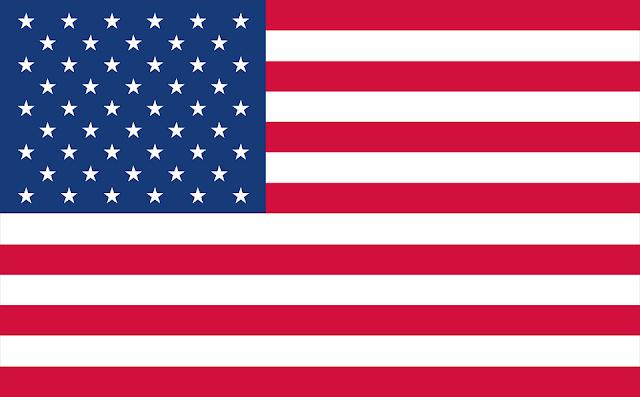 Banderas de los Estados Unidos de América