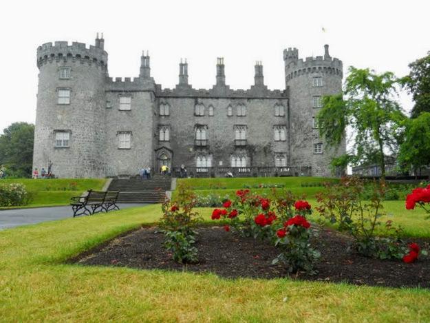 Kilkenny landmarks: Kilkenny Castle