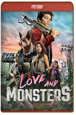 Love and Monsters [2020] [DVDBD R1] [Latino]