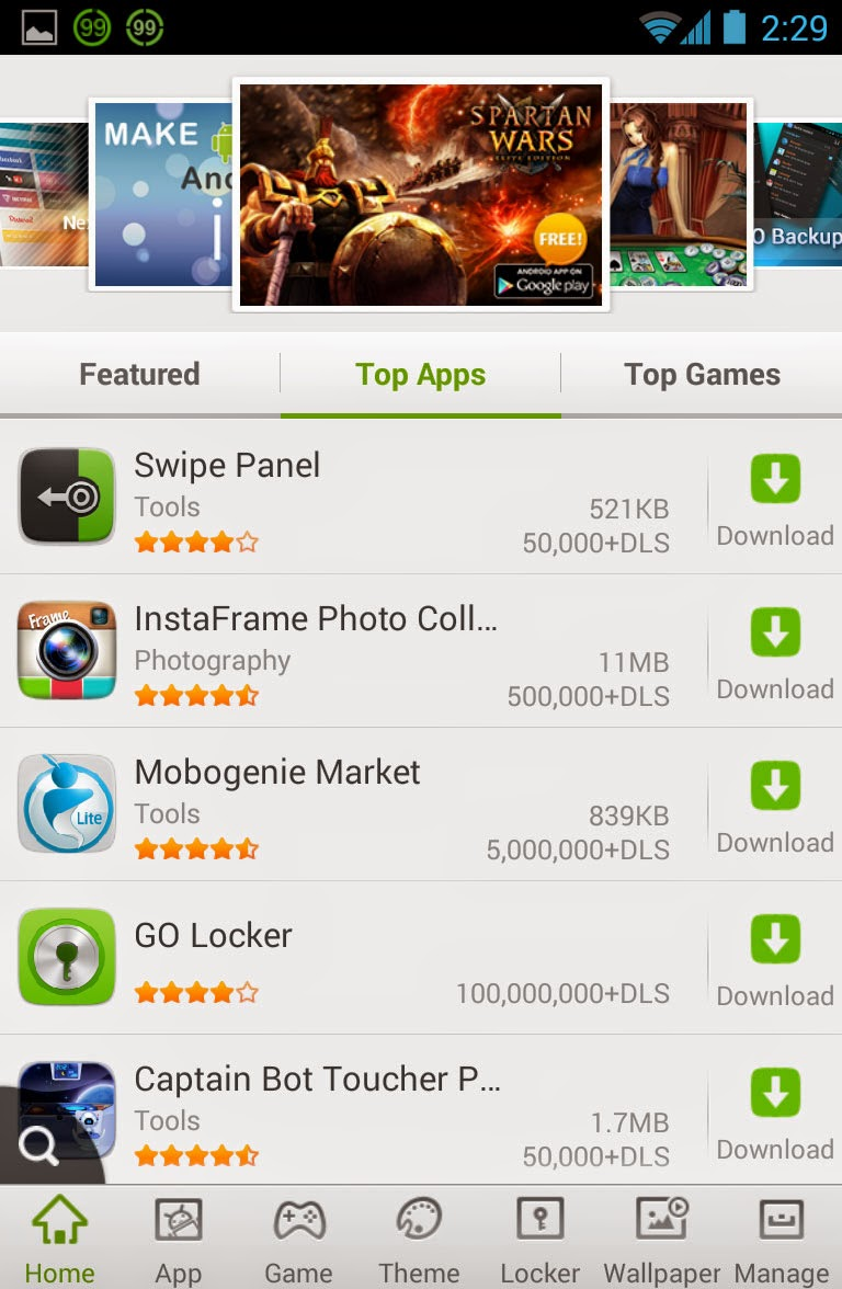 Go Market ScreenShot