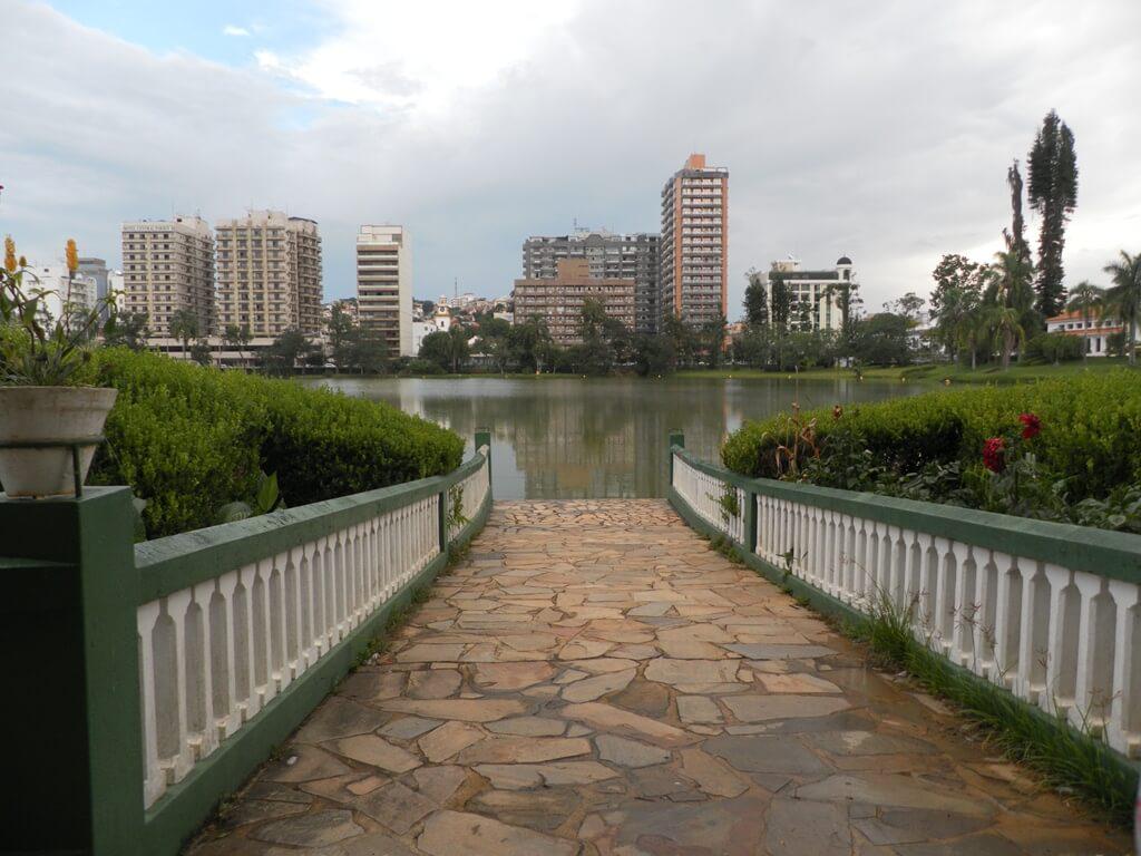 São Lourenço e o Parque das Águas