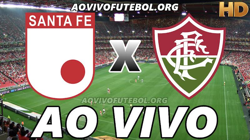 Independiente Santa Fe x Fluminense Ao Vivo HD