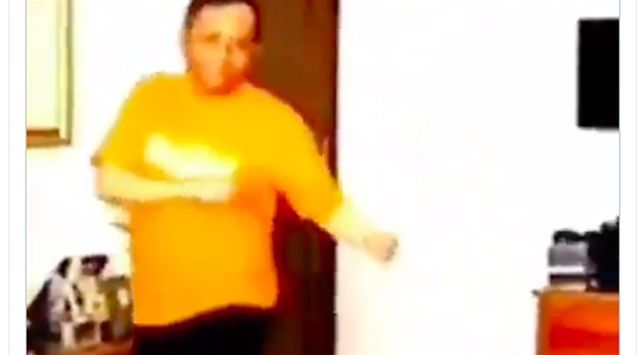 Mahfud MD: Joget Saya Bagus, Kan?