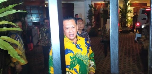 Ketua MPR Optimis Dengan Kolaborasi Senior Junior Menteri Jokowi