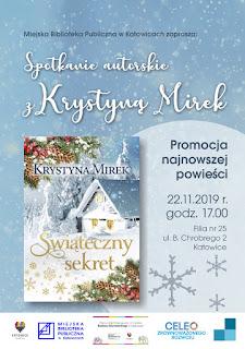 Krystyna Mirek. Świąteczny sekret.