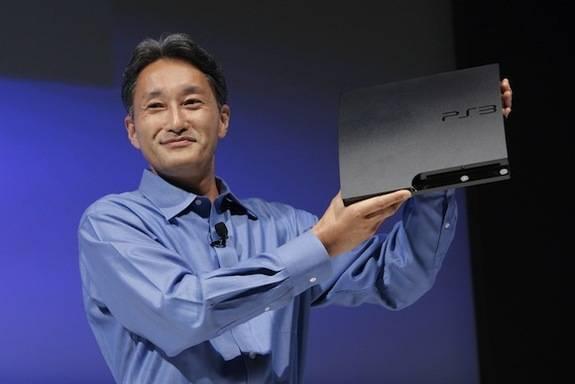 Kazuo Hirai - Presidente executivo da Sony Corporation