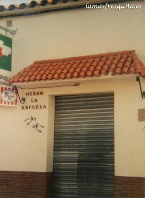 Puerta antigua La Espuela