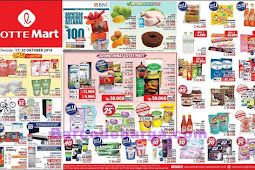 Katalog Promo Lottemart Weekend Terbaru 17 - 20 Oktober 2019