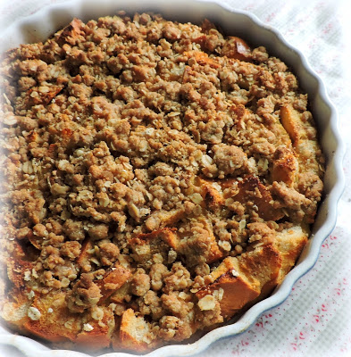 French Toast Crumble
