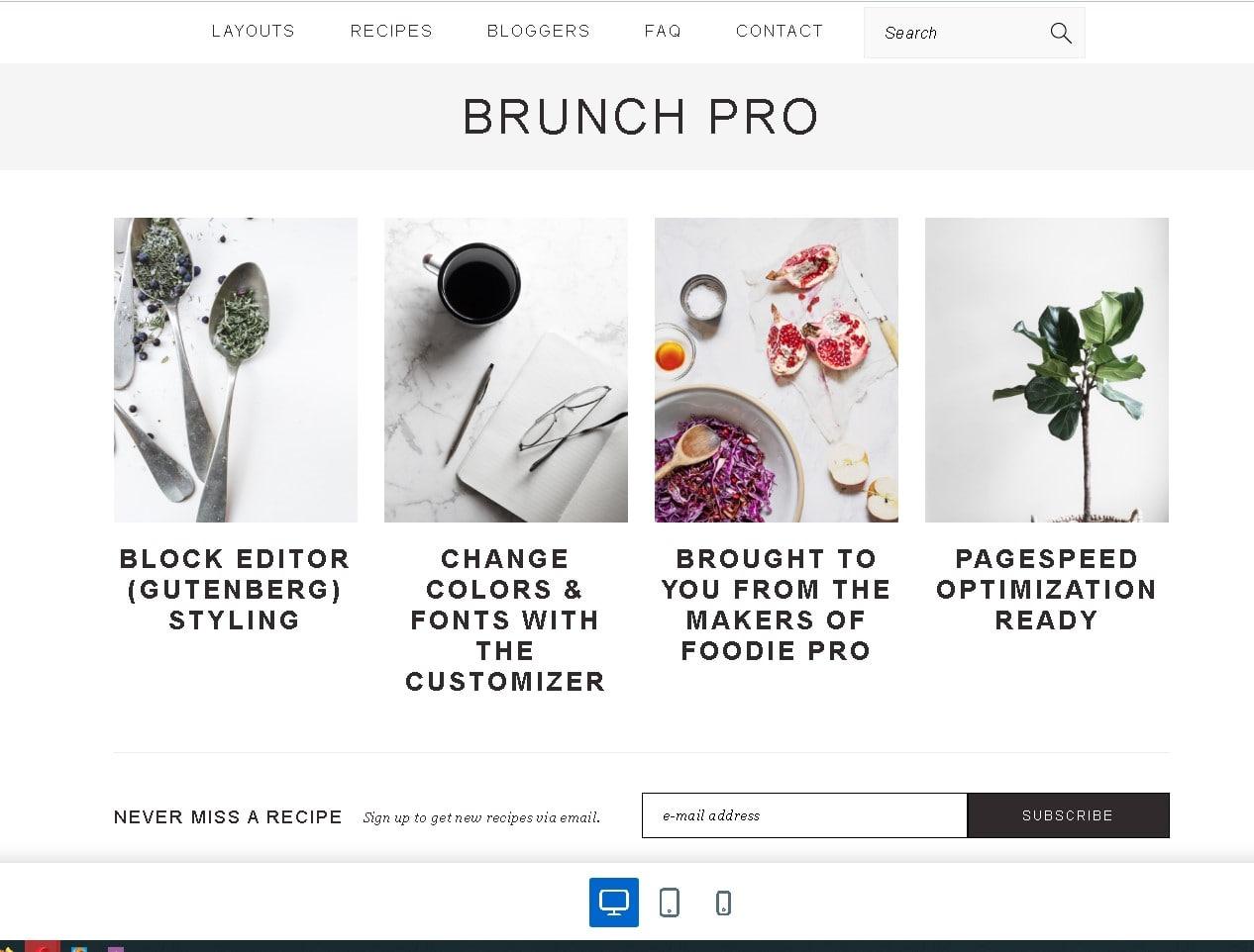 brunch-pro-theme-luchshaya-wordpress-tema-dlya-kulinarnogo-bloga-bez-znaniya-kodirovaniya