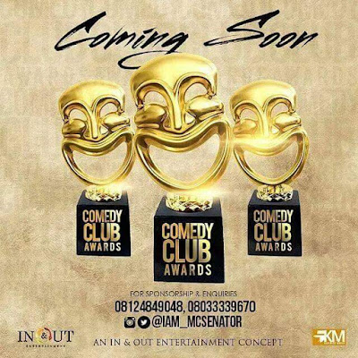 Comedy Club Awards Berths