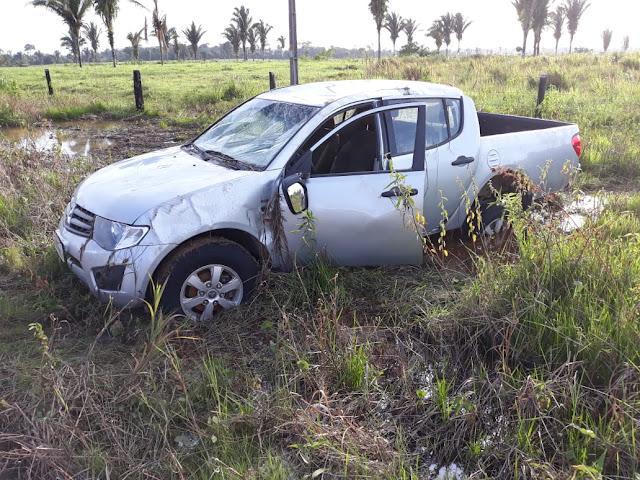 POLÍCIA DE GUAJARÁ-MIRIM IMPEDE CAMINHONETE ROUBADA DE SER TRANSPORTADA PARA BOLÍVIA