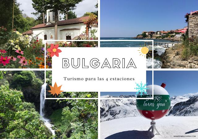 Bulgaria, turismo para las cuatro estaciones