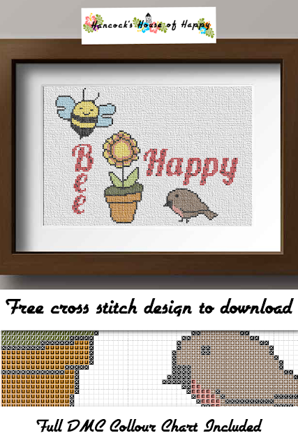 Spring Fling! Free Bee Happy Cross Stitch Pattern to Download, bee happy cross stitch pattern, spring cross stitch pattern, birth announcement cross stitch, free cross stitch birth announcement pattern, bee cross stitch, free bee cross stitch pattern, happy modern cross stitch pattern, cross stitch funny, subversive cross stitch, cross stitch home, cross stitch design, diy cross stitch, adult cross stitch, cross stitch patterns, cross stitch funny subversive, modern cross stitch, cross stitch art, inappropriate cross stitch, modern cross stitch, cross stitch, free cross stitch, free cross stitch design, free cross stitch designs to download, free cross stitch patterns to download, downloadable free cross stitch patterns, darmowy wzór haftu krzyżykowego, フリークロスステッチパターン, grátis padrão de ponto cruz, gratuito design de ponto de cruz, motif de point de croix gratuit, gratis kruissteek patroon, gratis borduurpatronen kruissteek downloaden, вышивка крестом