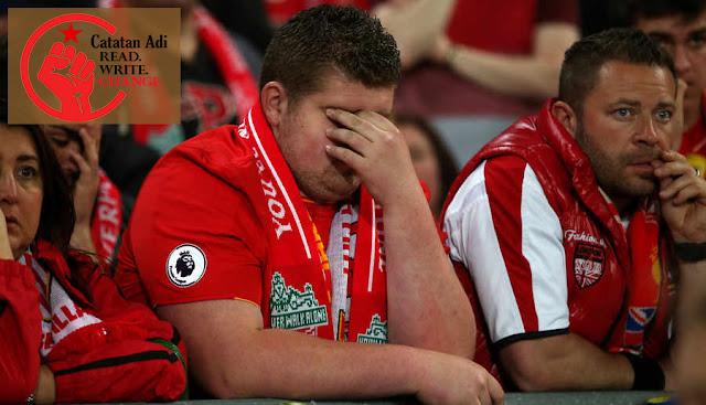 Liverpudlian, fans Liverpool garis keras.