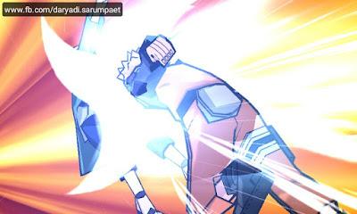 Naruto Shippuden Ultimate Ninja Heroes 3 PSP game Naruto rasen shuriken ultimate jutsu