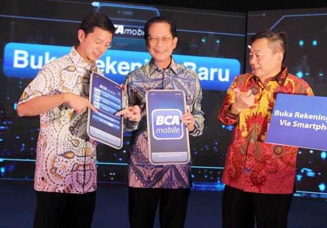 BCA Resmi Luncurkan Fitur Buka Rekening via BCA mobile