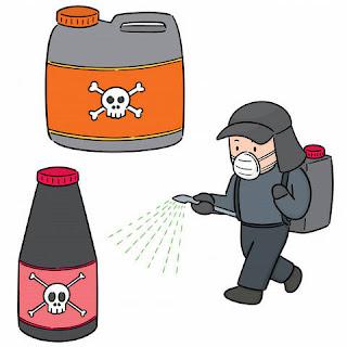 พิษ-ผลเสีย-อันตรายของสารกำจัดศัตรูพืช