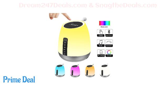 42% OFF night light bluetooth speaker, led bluetooth speaker, bluetooth spekaer with lights