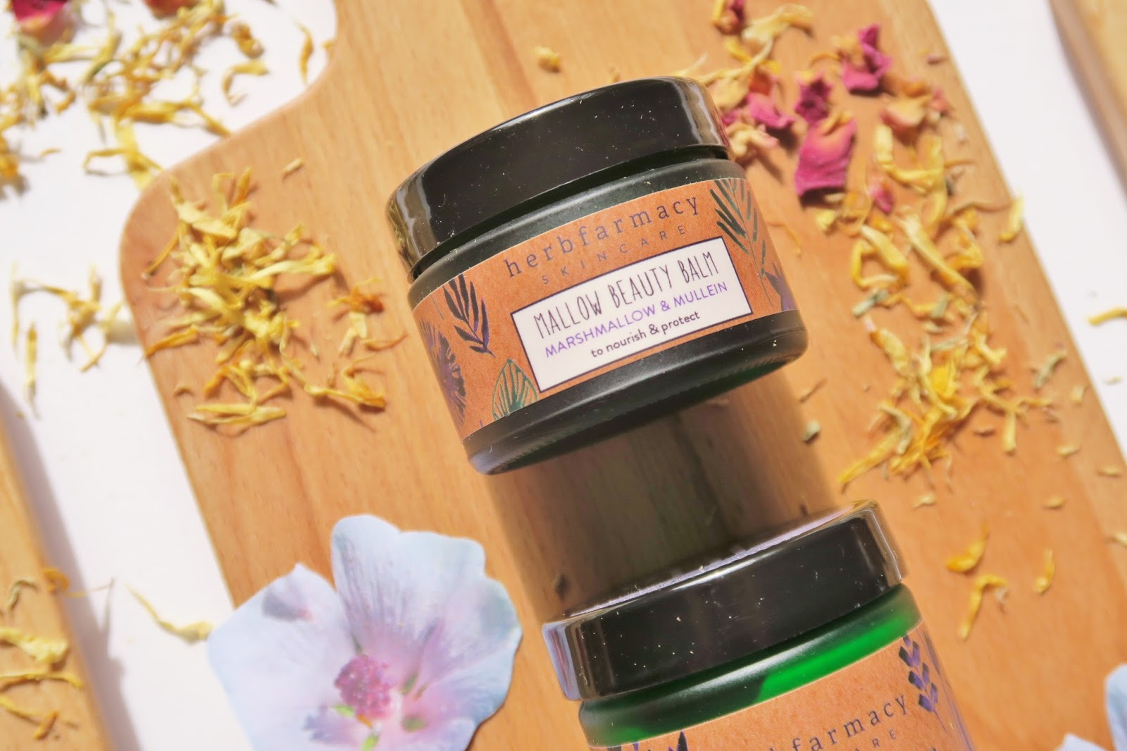 Herbs in Skincare with Herbfarmacy | Organic Beauty Week