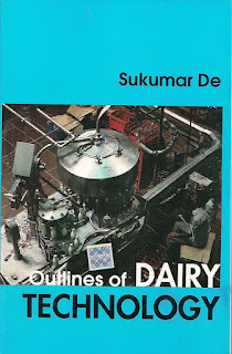 Outlines of Dairy Technology by Sukumar De