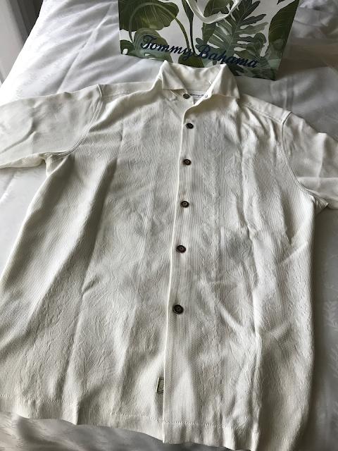 Tommy Bahamaのシャツ