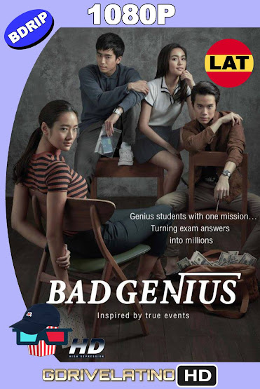 Mentes Peligrosas (2017) BDRip 1080p Latino-Tailandés MKV