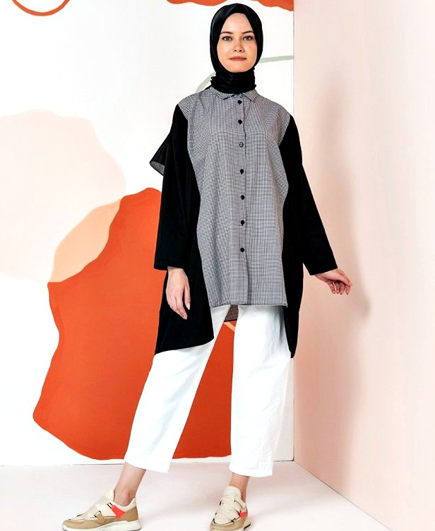 Another Key of Elegance Hijab Tunics