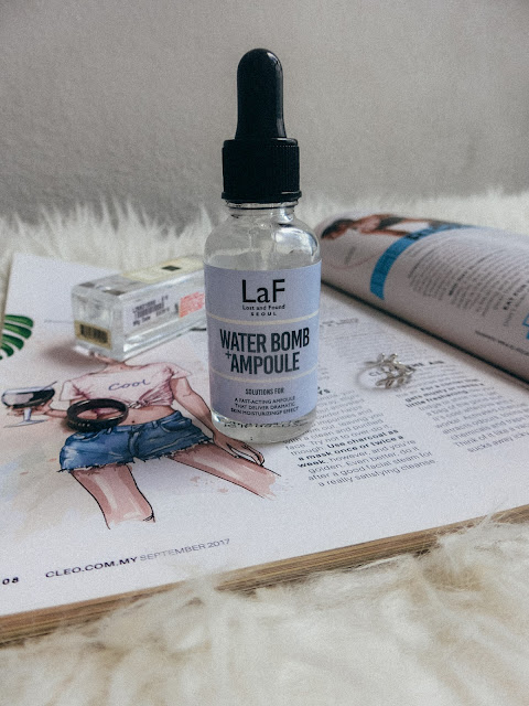 [Review] LaF Water Bomb Ampoule