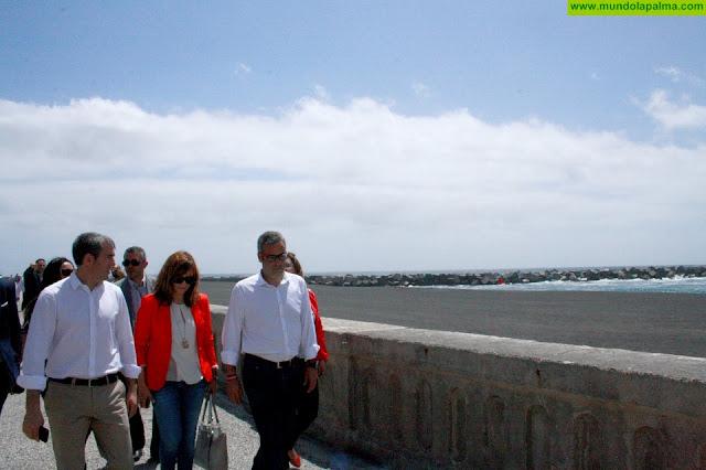 El Ayuntamiento confía en que el Gobierno de Canarias termine de definir su proyecto de embellecimiento de la Avenida Marítima