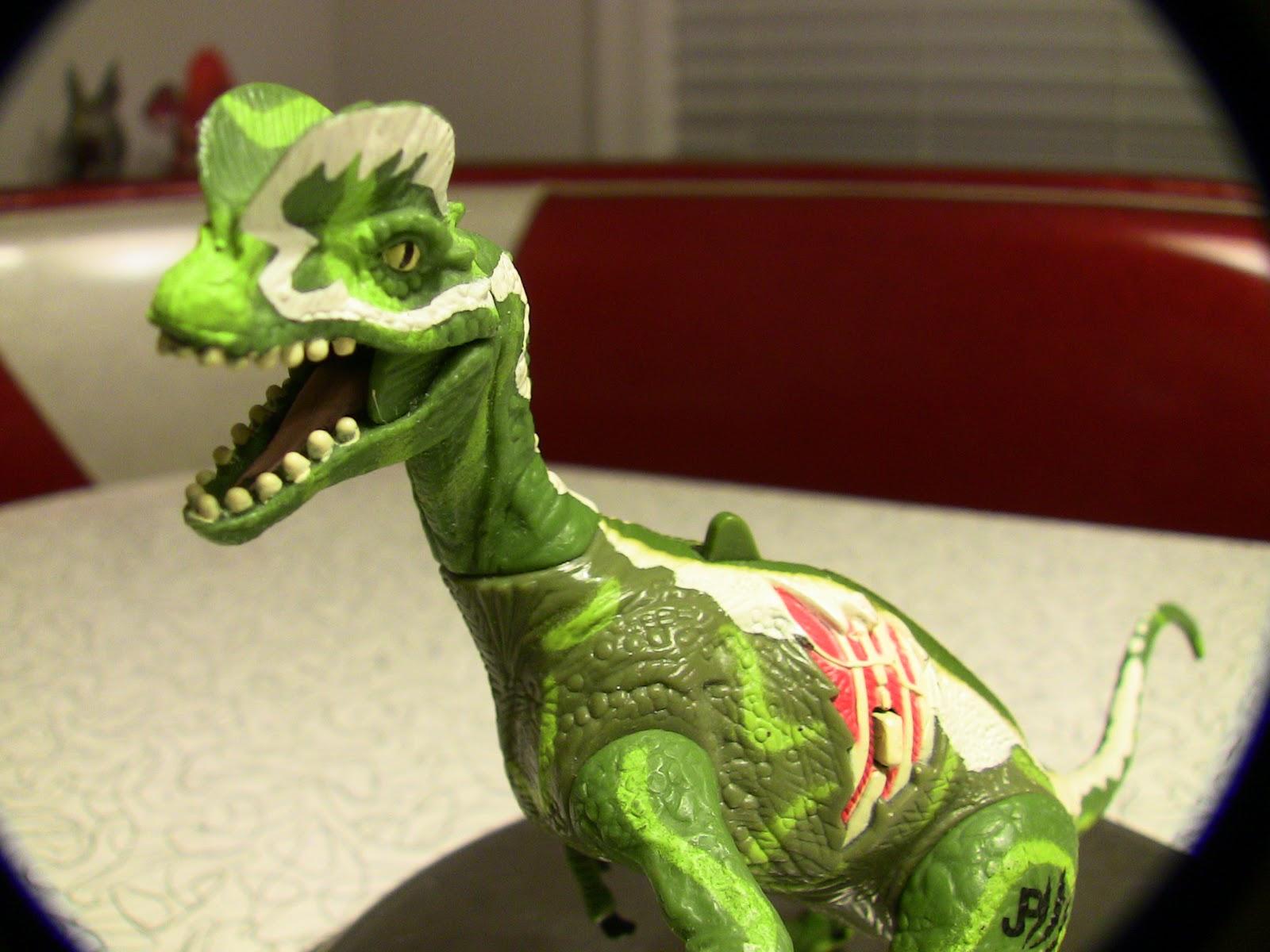 Dilophosaurus Toys 99