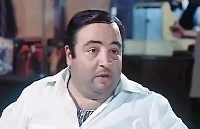 الفنان الكوميدي يونس شلبي