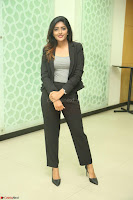 Actress Eesha Looks gorgeous in Blazer and T Shirt at Ami Tumi success meet ~  Exclusive 013.JPG