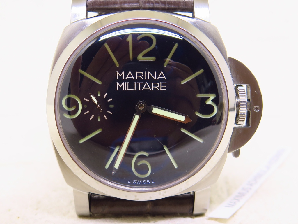 RXW MARIAN MILITARE 46mm - MANUAL WINDING