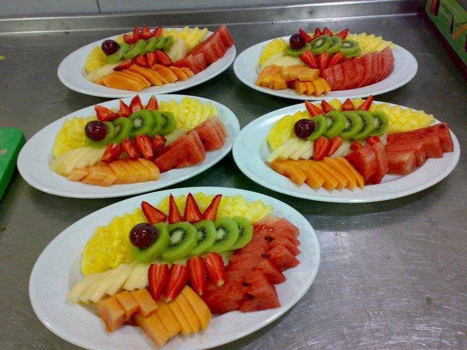 Meyve tabağı hazırlama 80