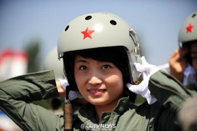 China's first female pilot of J-10 fighter jets dies during a training exercise